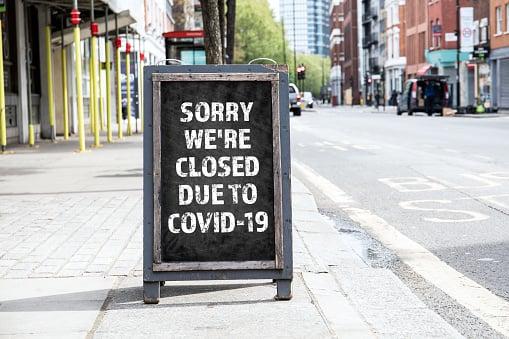 Closed Virus Covid19